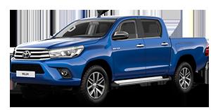 Toyota Hilux - Concessionario Toyota Firenze e Sesto Fiorentino