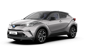 Toyota C-HR - Concessionario Toyota Firenze e Sesto Fiorentino