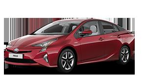 Toyota Prius - Concessionario Toyota Firenze e Sesto Fiorentino