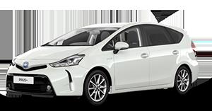 Toyota Prius+ - Concessionario Toyota Firenze e Sesto Fiorentino