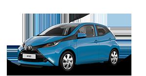 Toyota AYGO - Concessionario Toyota Firenze e Sesto Fiorentino
