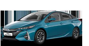 Toyota Nuova Prius Plug-in - Concessionario Toyota Firenze e Sesto Fiorentino
