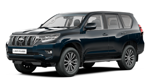 Toyota Land Cruiser - Concessionario Toyota Firenze e Sesto Fiorentino