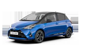 Toyota Yaris - Concessionario Toyota Firenze e Sesto Fiorentino