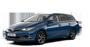 Toyota Auris Touring Sports - Concessionario Toyota Firenze e Sesto Fiorentino
