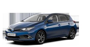 Toyota Auris - Concessionario Toyota Firenze e Sesto Fiorentino